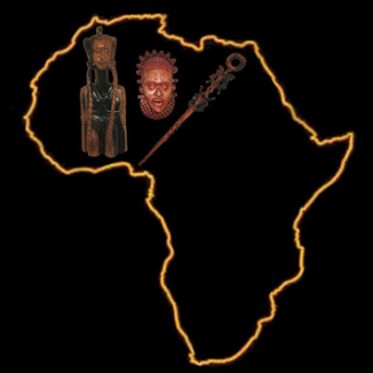 G-Africa-Outline